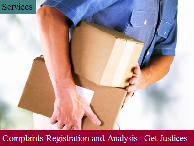 Complaints Registration and Analysis | Get Justice